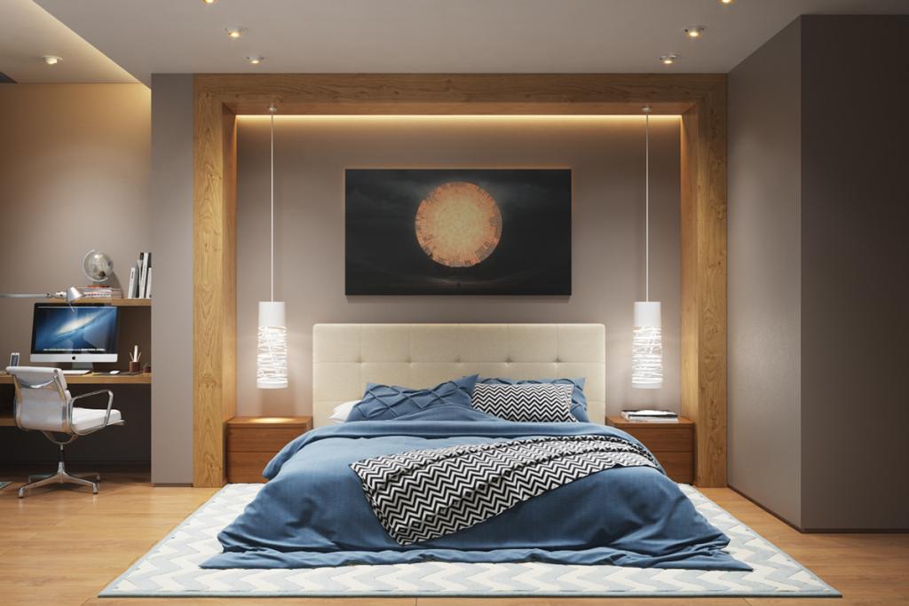 O poder da Iluminação. Tenha um ambiente aconchegante na sua casa.